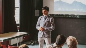 Sayed Sayedy – Activist For Women Rights From Afghanistan Turns Into A Motivational Trainer In Europe